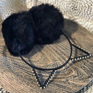 Accessories - Cat Ear -Earmuffs